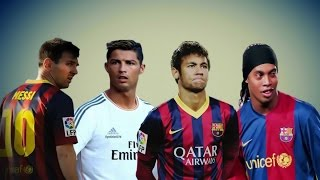 Download Video Craziest Skills Ever ● C.Ronaldo ● Neymar ● Messi ● Ronaldinho |HD MP3 3GP MP4