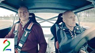 Solvik-Olsen tester Mustang med 180 HK i Broom