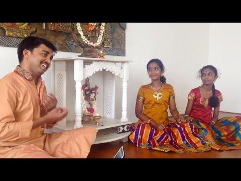 Om Nama Shivaaya - Kuldeep M Pai, Sri Sammohana & Shiva Sankeerthana - 'Vande Guru Paramparaam'