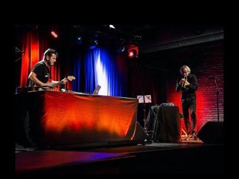 David Kollar and Erik Truffaz live improvisations on Hevhetia festival 2018