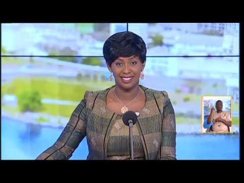 Le 13 heures de RTI 1 du 30 octobre 2018 par Fatou Fofana Camara