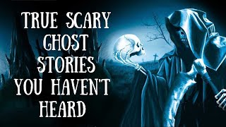10 Scary True Ghost Stories (Ghost Children, Shadows, Funerals)