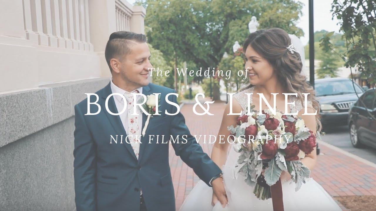 Borris + Linel Wedding Film By NickFilms