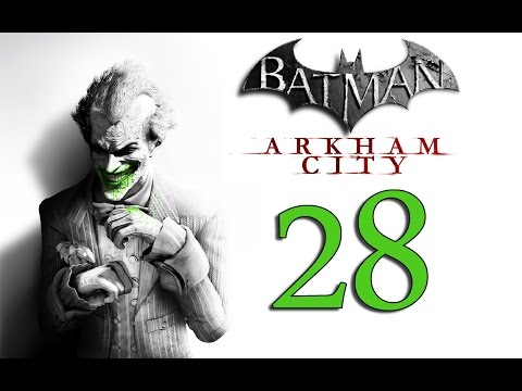 Let's play BATMAN: ARKHAM CITY #028 - Jokers Entscheidung - by Paxis