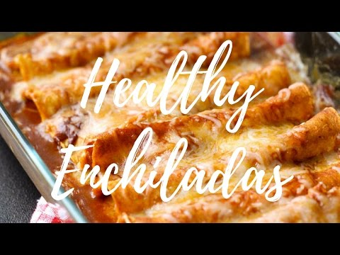 Keto/Low Carb Healthy Enchiladas