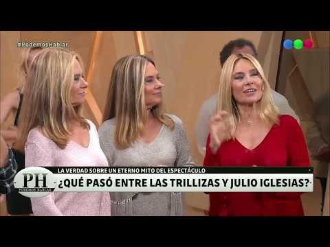 ¿Qué Pasó Entre Julio Iglesias Y Una De Las Trillizas De Oro? - Podemos Hablar 2019