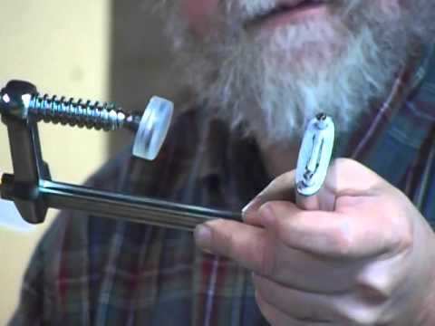Trying out StileRite clamps