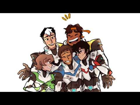 Dad's song;  Voltron