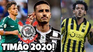 QUEM PODE CHEGAR NO CORINTHIANS EM 2020!