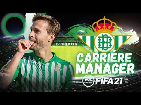 [FIFA 21 LIVE]- CARRIERE MANAGER BETIS #11 - FIN DE SAISON / CHOC ATM ! CHERCHER L'EUROPE