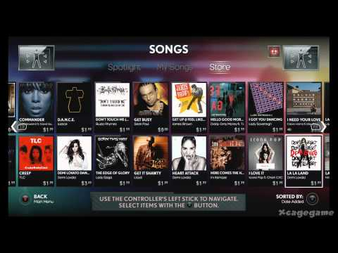 Dance Central Spotlight - All Songs - Full Songlist - Xbox One