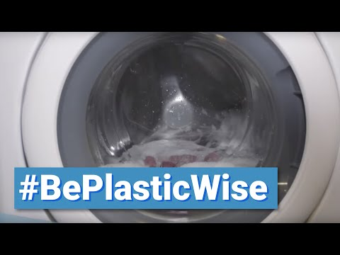 Is your Laundry Ocean Friendly? | #BePlasticWise Challenge