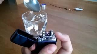 Test Zapalniczki Plazmowej !  Dual arc lighter test