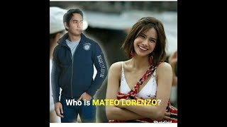 Meet MATEO LORENZO, rumored boyfriend of Erich Gonzales