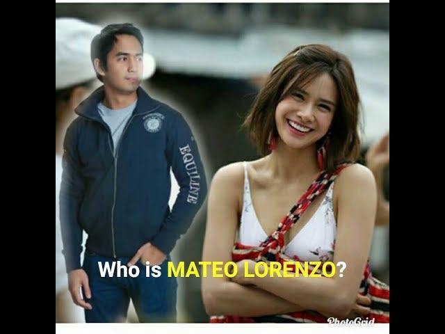 Meet MATEO LORENZO, rumored boyfriend of Erich Gonzales