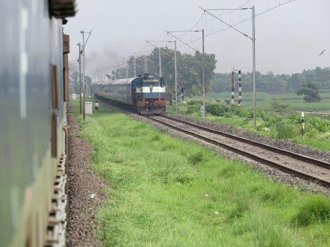 North Bengal Sojourn: New Jalpaiguri Sealdah Full Journey