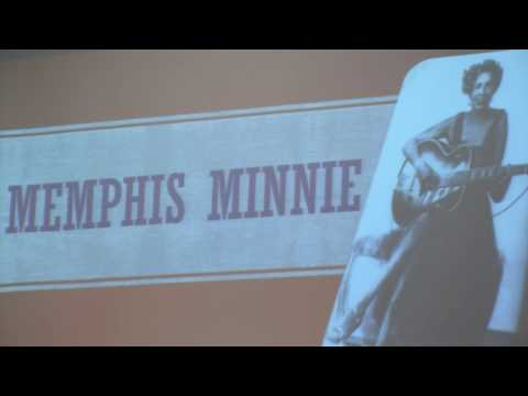 Women in Blues at The University of Mississippi