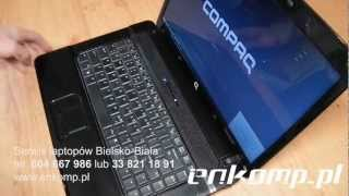 Laptop się nie włącza. Czarny ekran. Wymiana pamięci RAM. Black screen. RAM replace.
