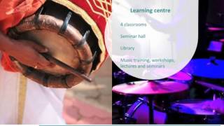 Centre for Indian Music Experience introduction