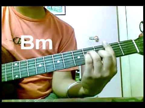 learn AAJ DIN CHADHEYA (LOVE AAJ KAL) on guitar