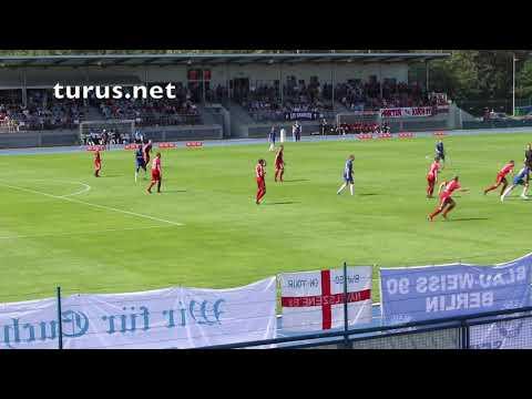 Ludwigsfelder FC Vs. Sp.Vg. Blau Weiß 90 Berlin