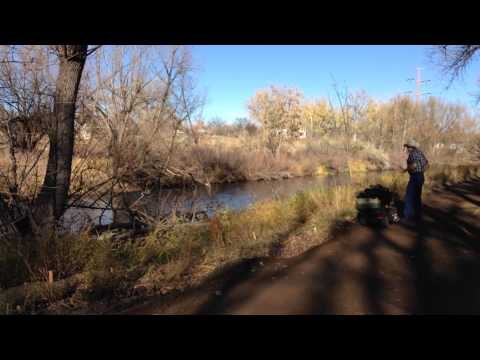 Fishing Boulder Creek And Sawhill Ponds