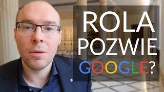 Marcin Rola pozwie Google? Konferencja: Winnicki, Sośnierz, Kulesza