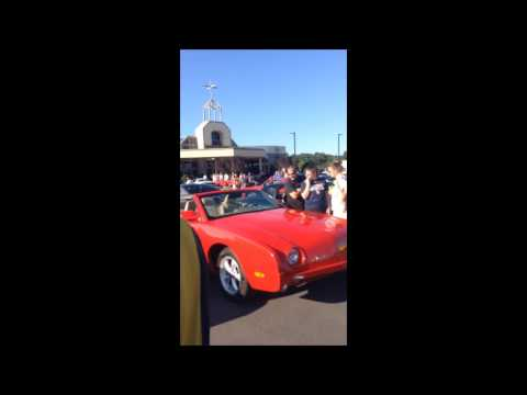 Car Show At The Lot Saint Peters MO