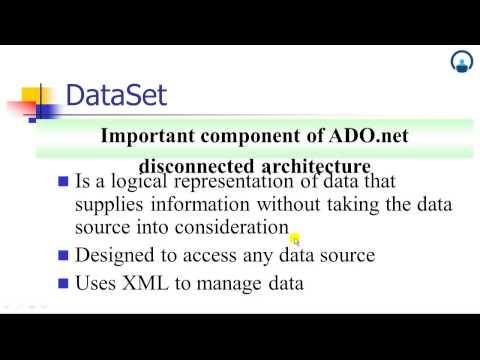 Ado Net Architecture