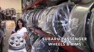 Factory Original Subaru Passenger Rims & OEM Subaru Passenger Wheels – OriginalWheel.com
