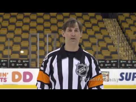Bruins Academy | Know the Rules with Wes McCauley: Too Many Men On The Ice
