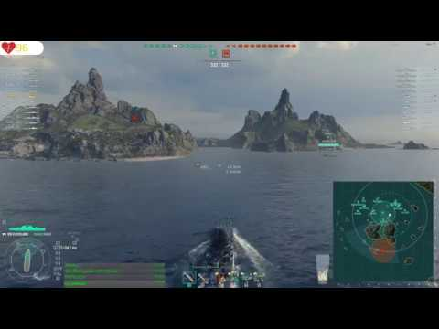 World Of Warships - OMG This Is Actually Gonna Work? XD