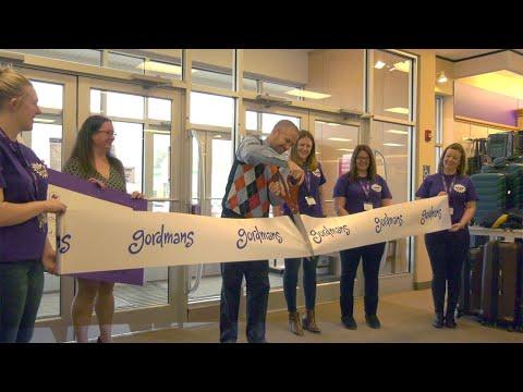 Gordmans' Ribbon Cutting