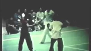 Wing Chun vs. Shaolin Kung Fu - full contact tournament 1968 (rare movie)