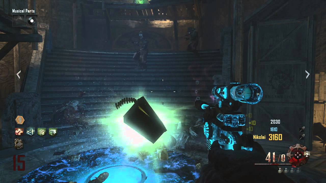 Black Ops 2 Zombies: Mauser C96 Pack-A-Punched (Upgraded ...
