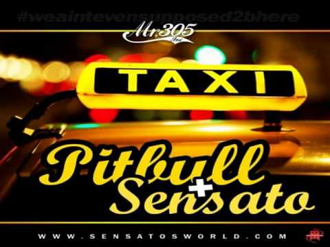 El Taxi Audio Original Pitbull Ft Sensato