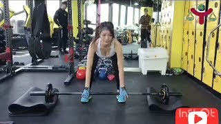 Girls Gymnastics Video | Girls Gym Workout