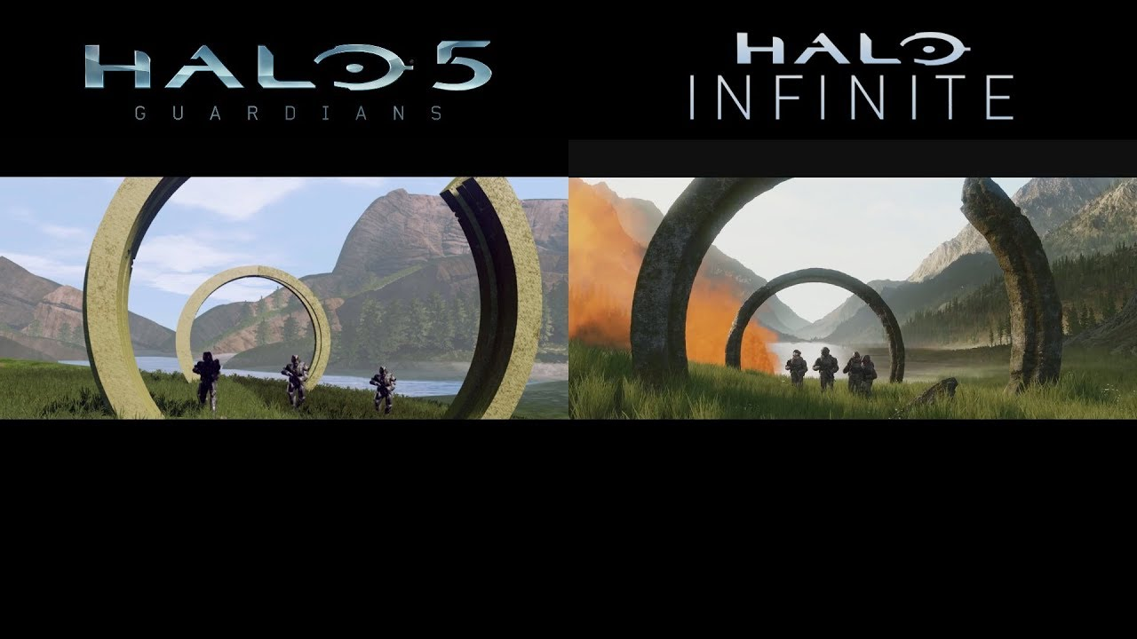 The Golden Opportunity is Halo Infinite