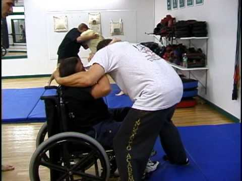 wheelchair fight peg perego prima pappa best high chair reviews martial arts/ training with resistance! - youtube