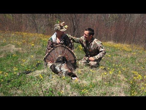 Public Land Turkey hunt-North Carolina 2017