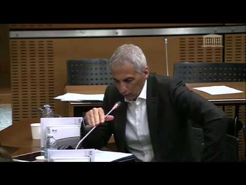 Intervention M FUGIT, Commission DDAT le 20 juin 2018