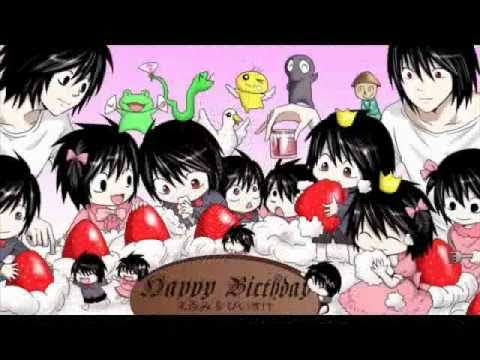 L And Beyond Birthday Beyond Birthday X L Lawliet : POV - YouTube