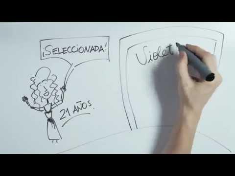 Draw my Life: Candelaria Molfese