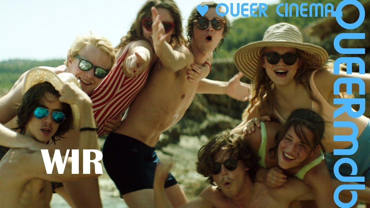 Wir - Der Sommer, Als Wir Unsere Röcke Hoben Und Die Welt Gegen Die Wand Fuhr
