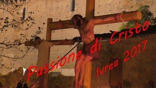 Passione di Cristo 2017 - La morte sulla Croce