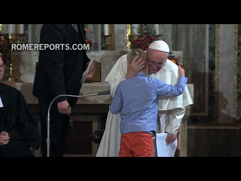 Pope Francis at Rome's Lutheran church: Both sides must seek forgiveness
