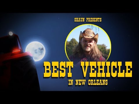 THE BEST VEHICLE IN NEW ORLEANS? Excellent Engine Episode 6!