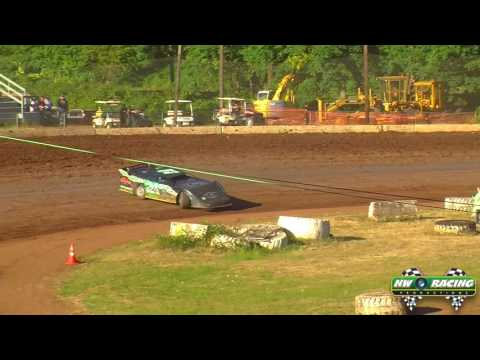 7 22 16 Late Models Qualifying Cottage Grove Speedway