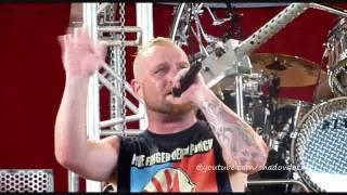 5FDP The Bleeding LIVE Five Finger Death Punch Mayhem Fest AZ FFDP