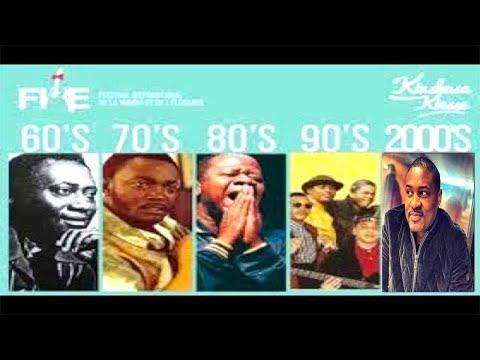 DJ STONE - MIX RUMBA CONGOLAISE ANNEE 80 VOL 1 ( DJ CONGOLAIS )